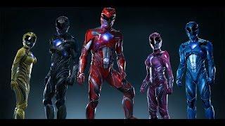 Могучие Рейнджеры - Русский трейлер / Power Rangers 2017