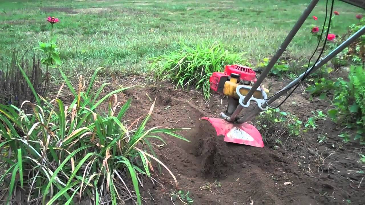 Landscape Rake Vs Cultivator : Mantis vs ryobi cultivator tiller
