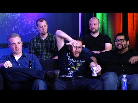 Giant Bomb LIVE! at E3 2015: Day 01 [Staff Impressions]