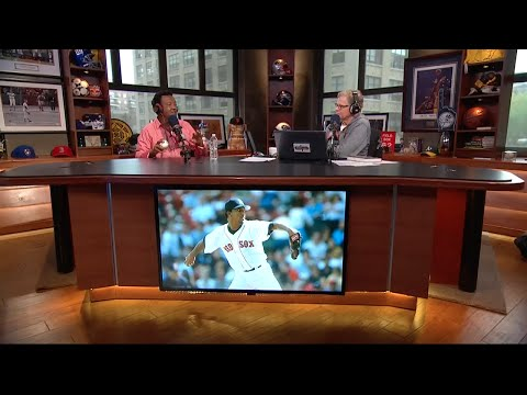 Pedro Martinez In-Studio on The Dan Patrick Show (Full Interview) 5/5/15