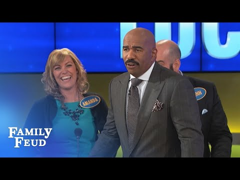 IL-LEGAL tender? | Family Feud
