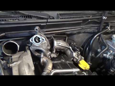 How To Clean the EGR Valve on Suzuki Grand Vitara 2006