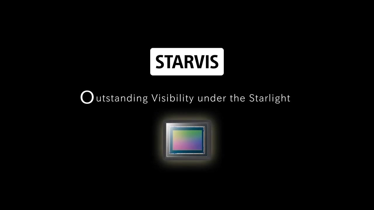 Sony STARVIS Demonstration