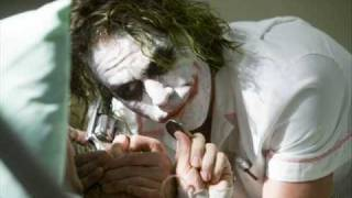 The Joker - Psycho - Puddle Of Mudd