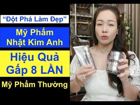 Nhật Kim Anh Live Sự Đột Phá Trong Làm Đẹp Của Mỹ Phẩm Laura Sunshine Mới Gấp 8 Lần Mỹ Phẩm Thường!