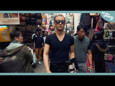 Exploring Hong Kong like a BOSS