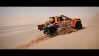 Martin Prokop QATAR CROSSCOUNTRY RALLY 2017 Stages 1-3