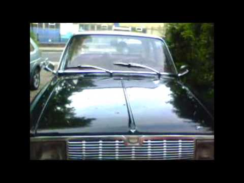 Ford Taunus V4 Auto two Door Coupe sixties car