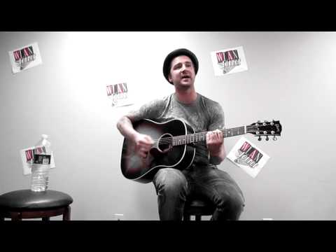 Something More - Secondhand Serenade New Song! LIVE!