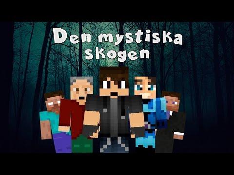 Minecraft kortfilm - Den mystiska skogen (Svenska)