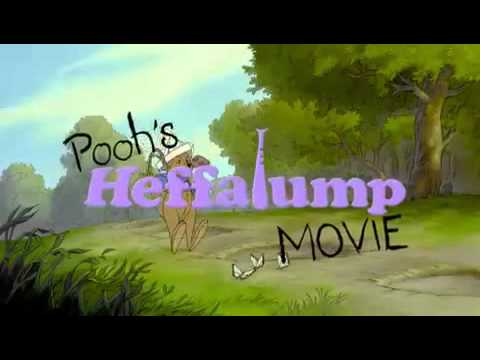 Pooh's Heffalump Official Trailer!