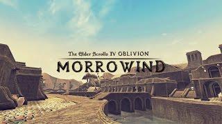 the Elder Scrolls III: Morroblivion - Первый взгляд: Прибытие в Морровинд
