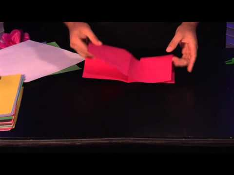 Papercraft How to Cut Shapes Out of Paper