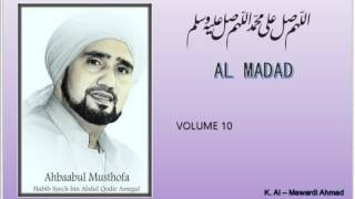 Download lagu Habib Syech al madad vol10 MP3