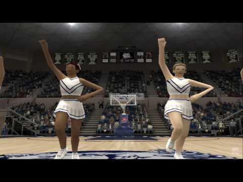 NCAA March Madness 2004 PS2 Gameplay HD