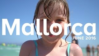 Viva Zafiro Hotel Alcudia- A Family Holiday to Majorca