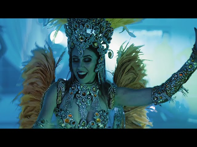 Pokaz samby na weselu 100% Samba Show - zajawka