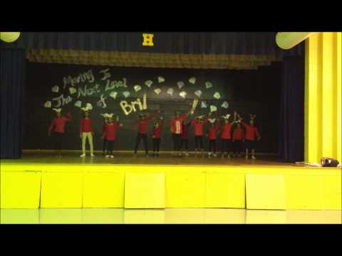 Dance 411 Foundations Jazz hip Hop ( OUTREACH)