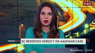 SC Reserves Verdict On Aadhaar Case