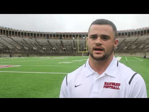 Harvard Football 2015: First Day of Practice