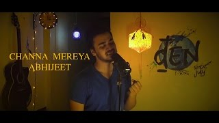 Channa mereya (reprise) | ae dil hai mushkil | arijit singh | cover | abhijeet