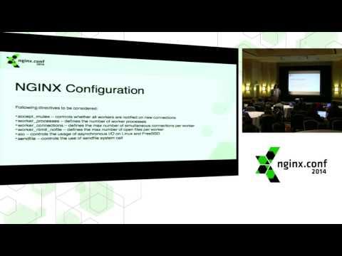 NGINX Performance Testing: Konstantin Pavlov @nginxconf 2014