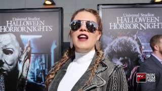 Alicia Machado talks Halloween Horror Nights and Donald Trump
