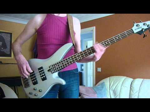 The Script - You Won't Feel A Thing - Bass Cover