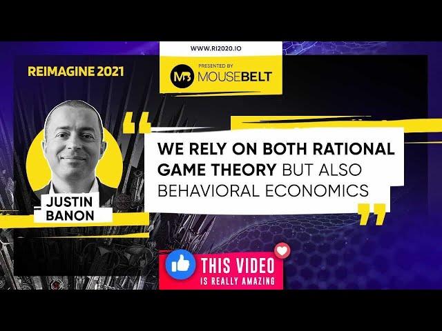 REIMAGINE 2021 - Justin Banon - Boson Protocol - CEO and Co-Founder