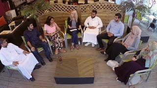 BBC - Young British Muslims debate Islamic State & Caliphate Ahmadiyya