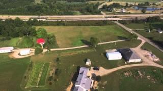 Bond Family Farm - Noble County Ohio - August 2015