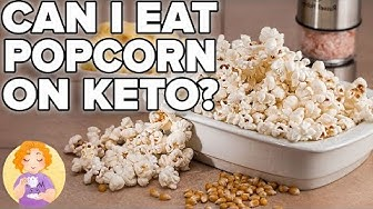 Can I have POPCORN on Keto? || Pork Rinds || Keto Friendly Food #10
