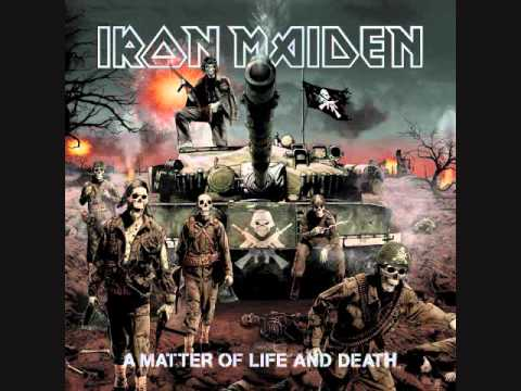 Клип Iron Maiden - These Colours Don't Run
