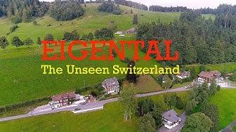 My Unseen Amazing Switzerland : Eigental  Valley