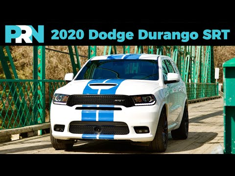 Daily Driver Muscle Car SUV   2020 Dodge Durango SRT Full Tour & Review