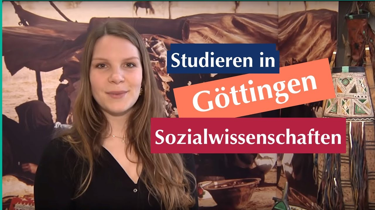 Sozialwissenschaften Studieren