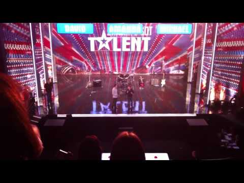 Britains got talent Auditions Liverpool Empire Theatre January 2011