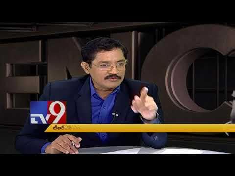 MP Sitaram Naik in Encounter With Murali Krishna || TV9