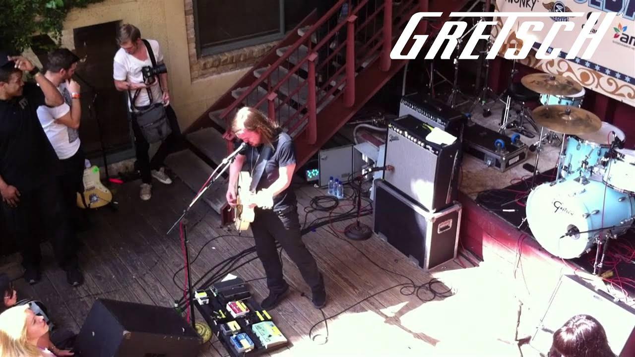 Band of Skulls at SXSW 2012:
