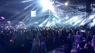 Охрана концерта SL LOBODA 8 марта Киев ПАЛАЦ СПОРТА