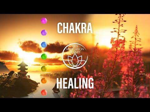 Chakra Healing Music - Yin & Yang Balancing to Reduce Stress