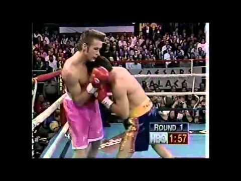Julio Cesar Chavez vs Scott Walker (full fight)
