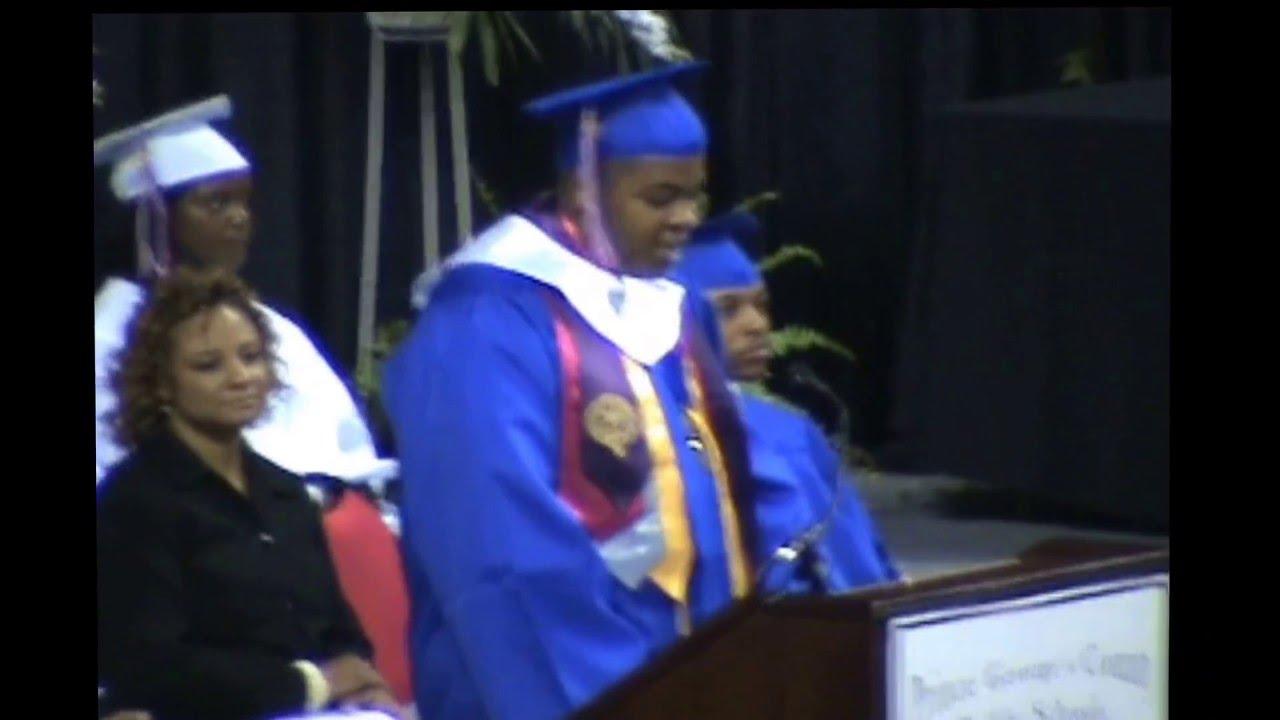 Friendly High School Class Of 2008 Valedictorian Speech Jonathan C Harris