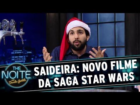 The Noite (17/12/15) - Saideira Da Noite: Novo Filme Da Saga Star Wars
