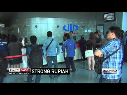 Exchange Rate, Rupiah Vs. Dollar