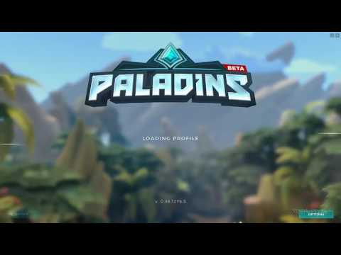 Paladins - Menu Music
