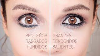 DELINEADOS DE TENDENCIA para cada tipo de ojos | TREND EYELINERS for every eye shape