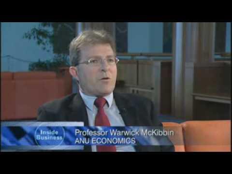 ABC Inside Business Alan Kohler - Warwick McKibbin - Seecue.com demo