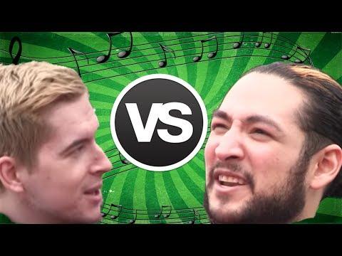 UberHaxorNova VS ImmortalHD | Music Competition!