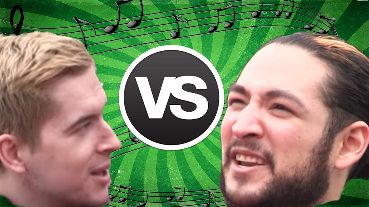 UberHaxorNova VS ImmortalHD | Music Competition! - YouTube Uberhaxornova And Immortalhd